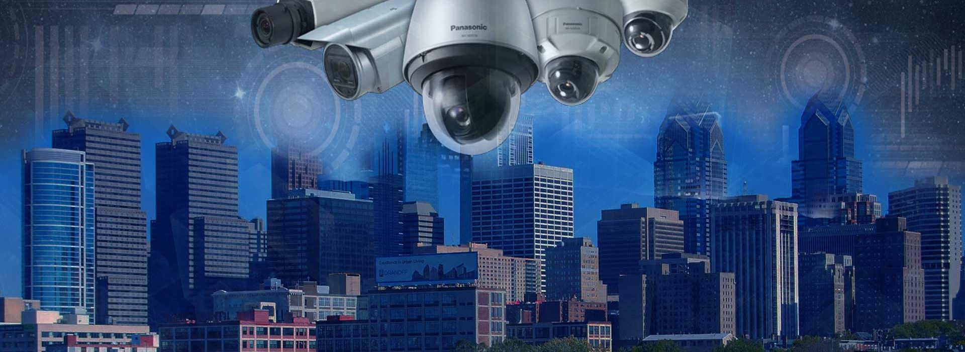 Commercial Security Installation is our Specialty!